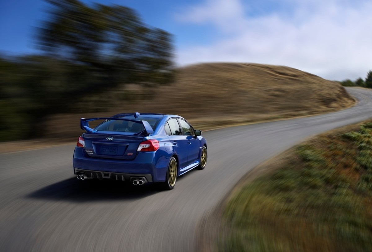 2016 Subaru STI WRX Impreza Review   CarPower360 CarPower360 1200x813