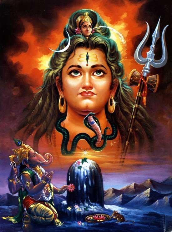 hindu god shiva photo hindu god shiva painting hindu god 550x742