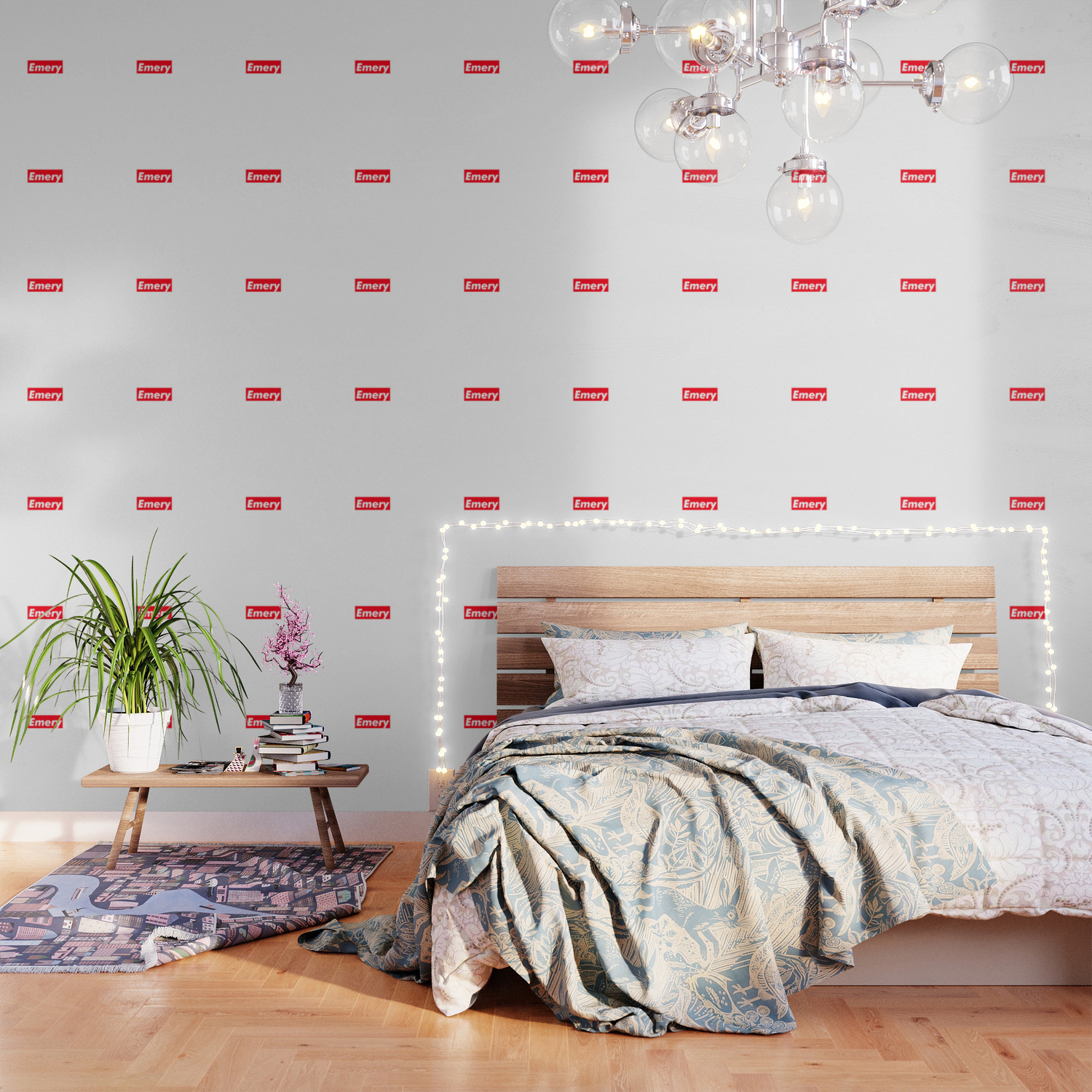 Emery Wallpaper by kennethswater Society6 1500x1500