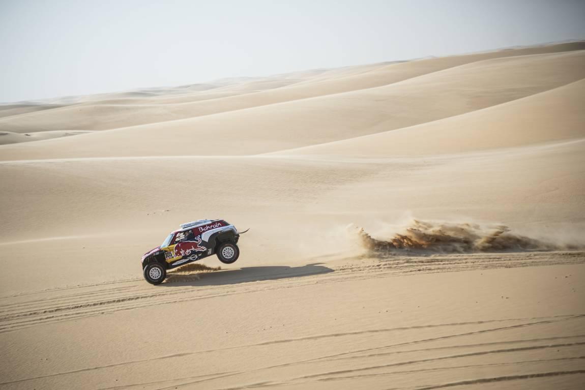 Dakar Rally 2020 Top 5 from each class results 1150x767