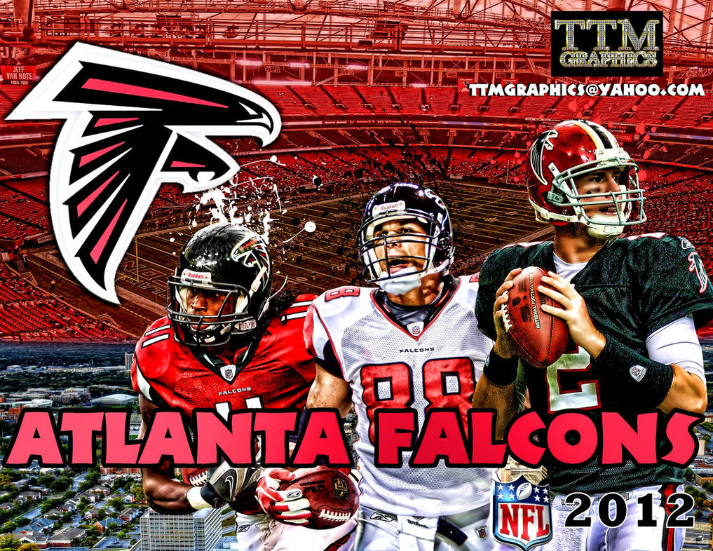 Atlanta Falcons Remake Wallpaper by tmarried 1017x786