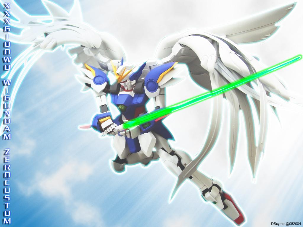 Mobile Suit Gundam Wing Wallpaper Lets slice em   Minitokyo 1024x768