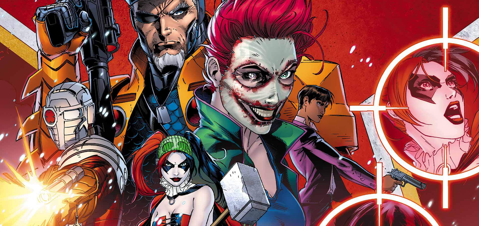 Suicide Squad Wallpaper   HD Wallpapers Backgrounds of Your Choice 1900x900