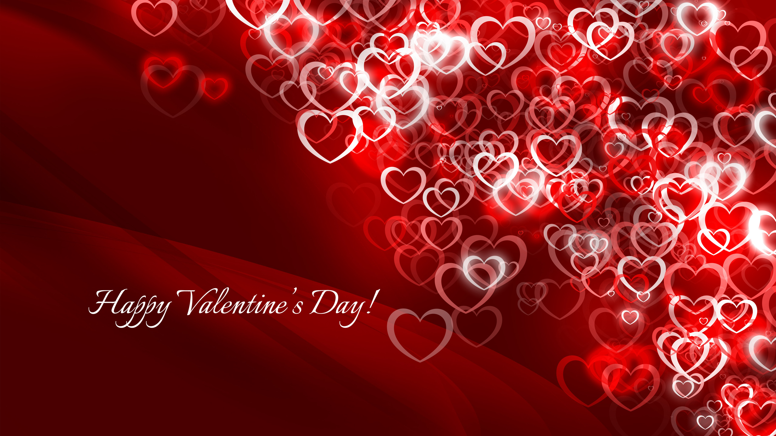 Happy Valentines Day Wallpaper Images 2560x1440