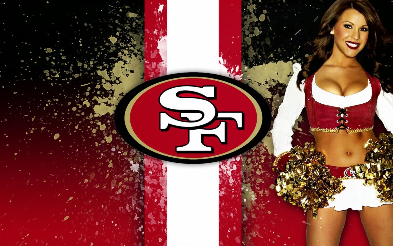San Francisco 49ers Desktop Wallpaper 1600x1000