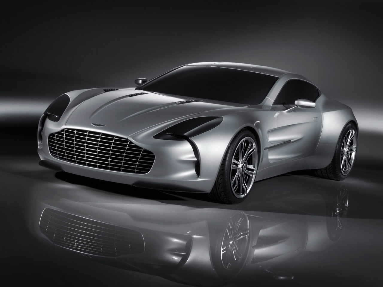 2010 Aston Martin One 77 Wallpaper 1 Car Walls 1280x960