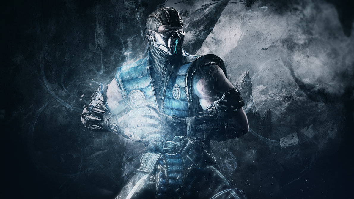 2015 By Stephen Comments Off on Mortal Kombat Sub Zero Wallpaper 1191x670