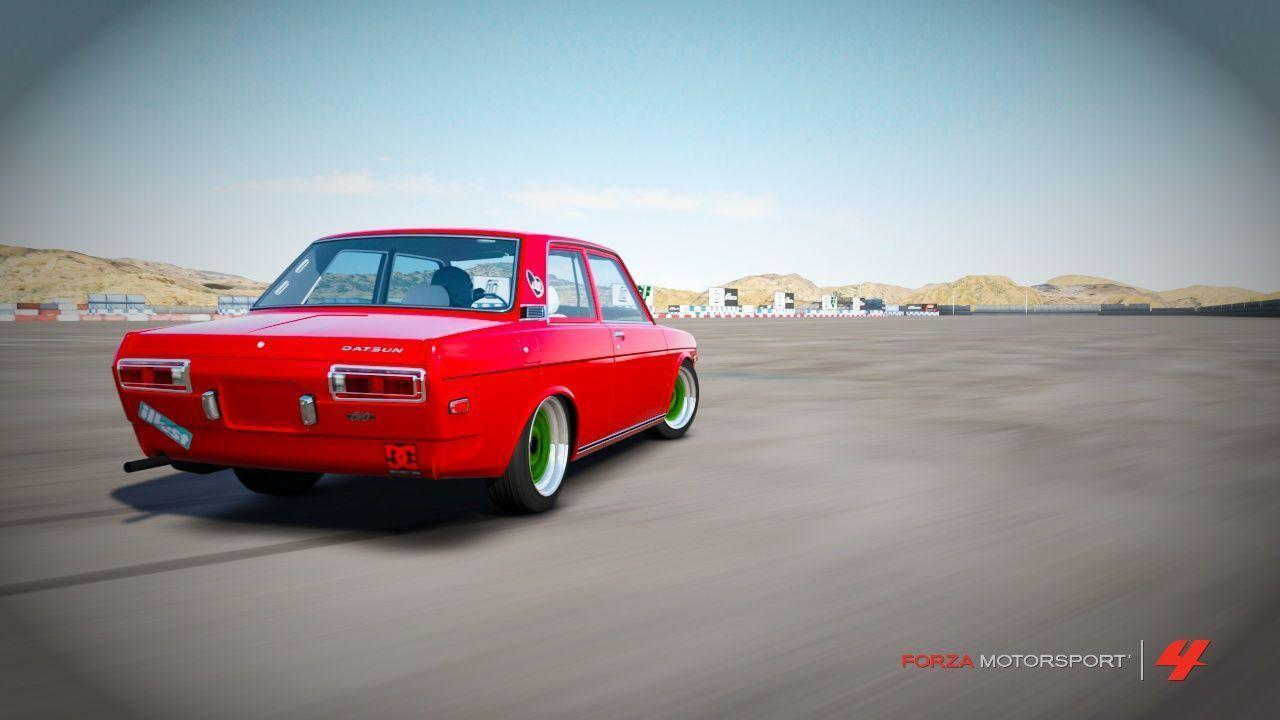 Datsun 510 Wallpapers 1280x720