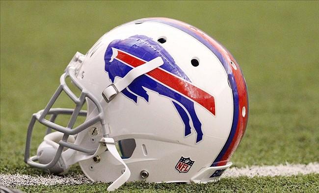 Buffalo Bills helmet used during organized team activities at Bills 650x394