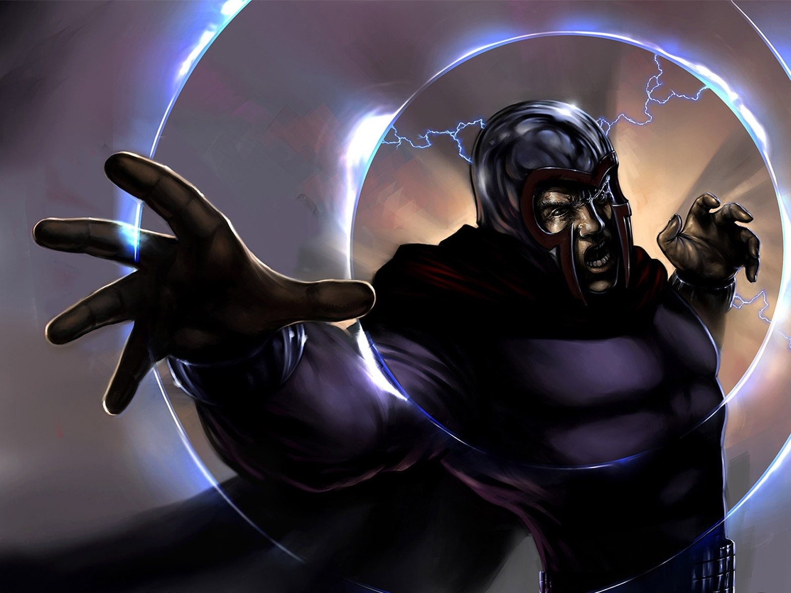 Men Legends II   Magneto desktop wallpaper 1600x1200