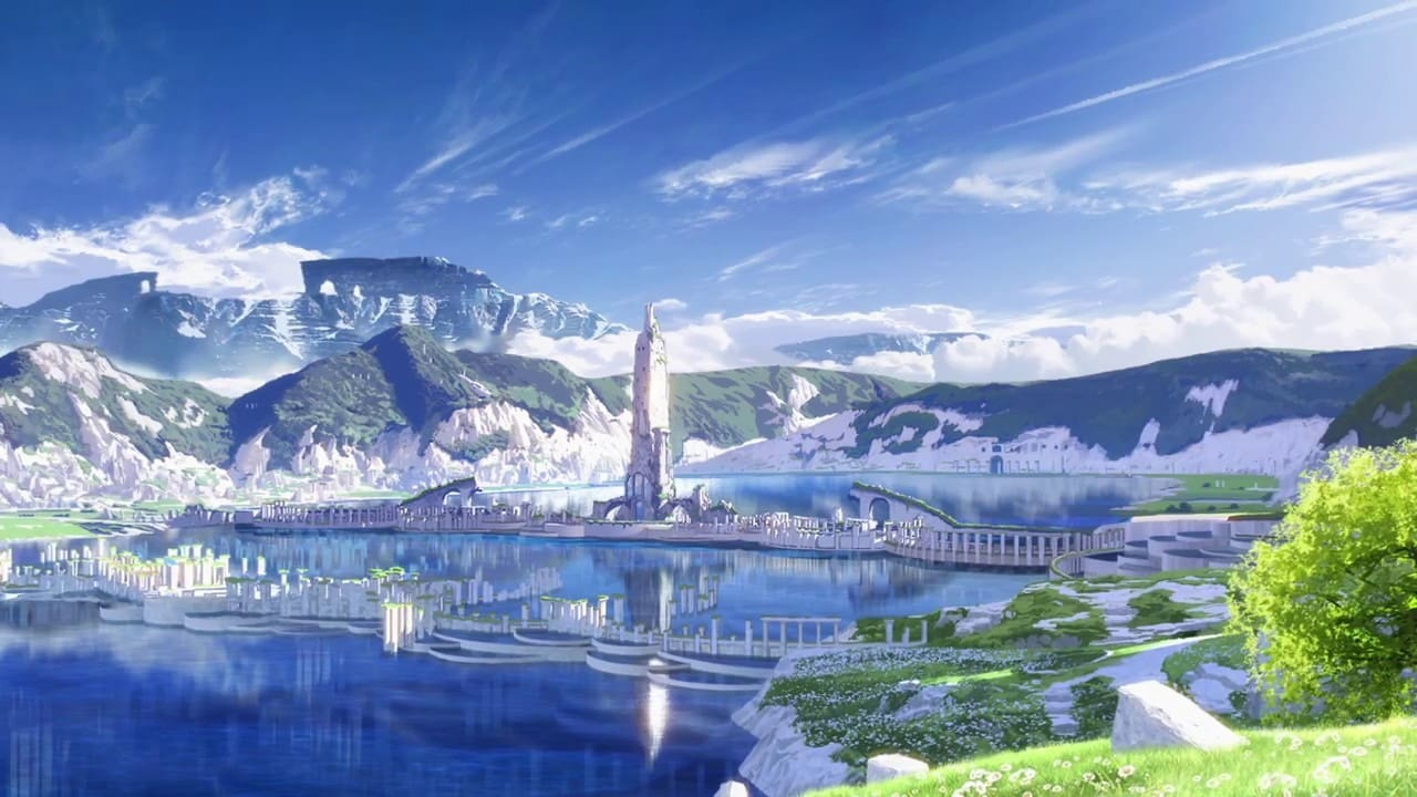 Maquia When the Promised Flower Blooms 2018   Alternate Ending 1280x720