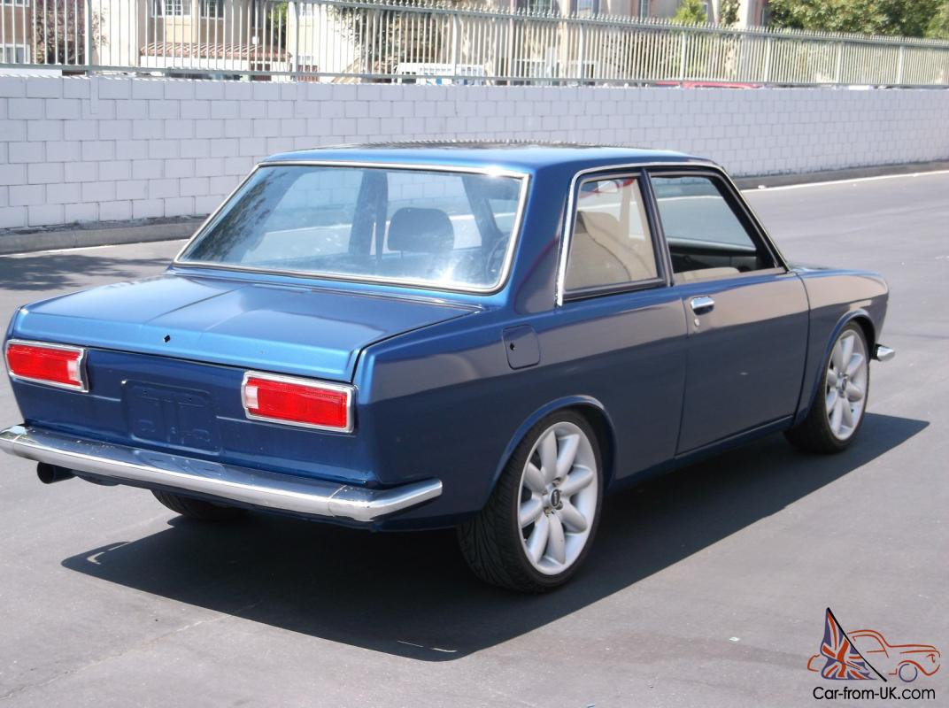 Datsun 510 Wallpaper 1072x800