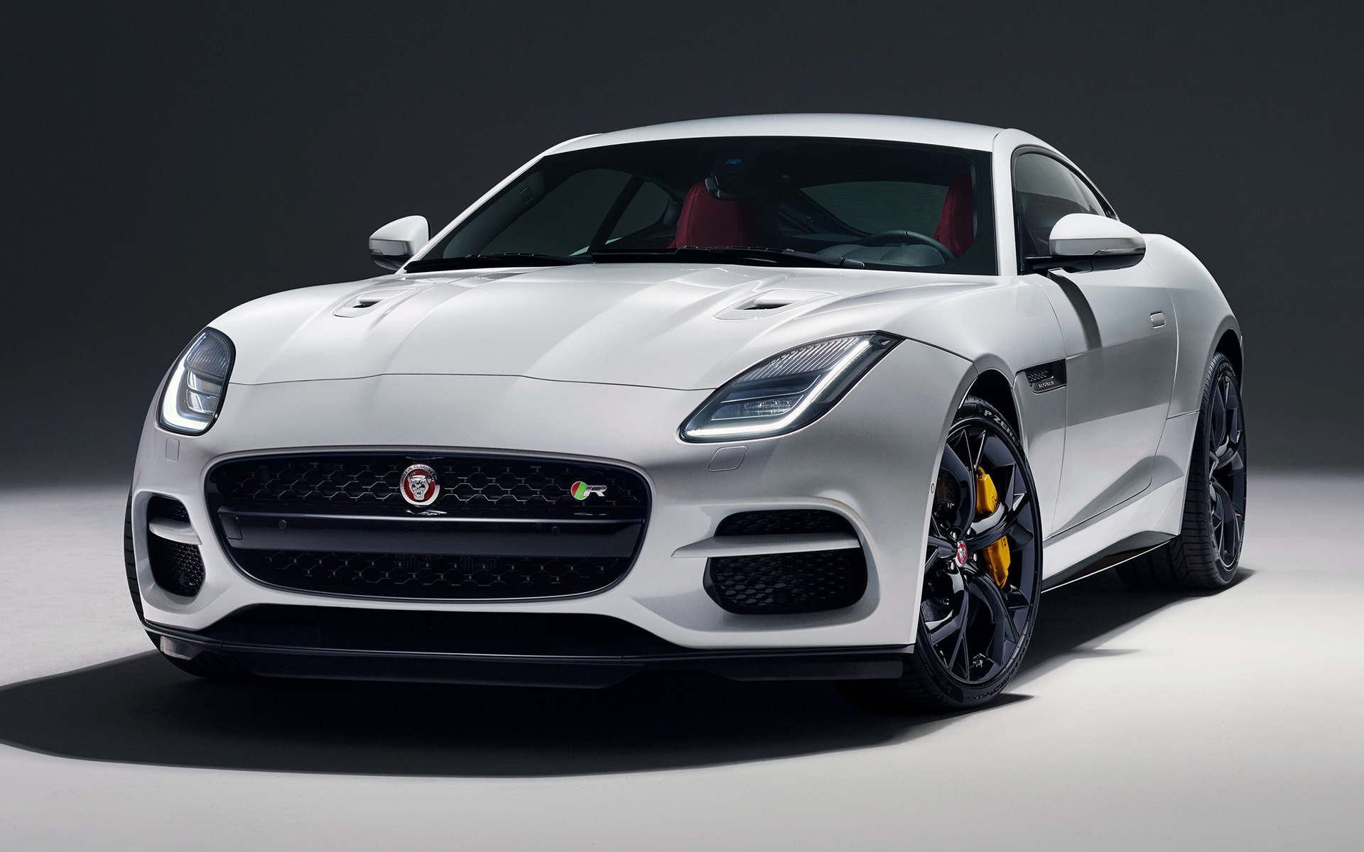 Free Download 2017 Jaguar F Type R Coupe Wallpapers And Hd Images