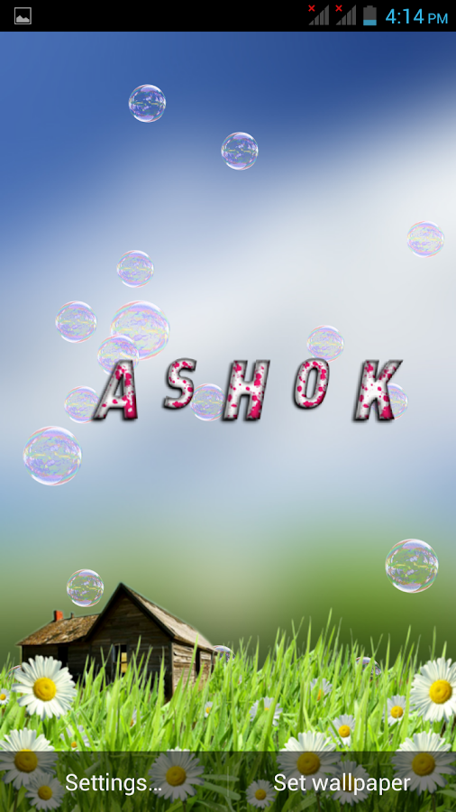 3D My Name Wallpaper   Android Apps on Google Play 506x900
