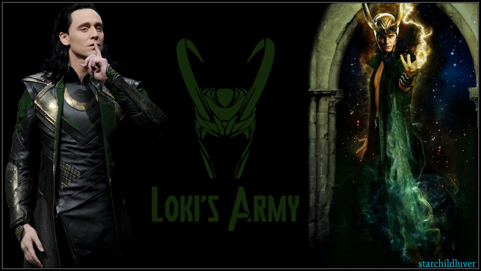 Thor and Loki Wallpaper - WallpaperSafari