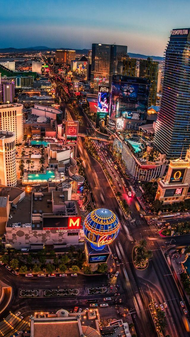Las Vegas Casino iPhone Wallpapers Las vegas vacation Vegas 640x1136