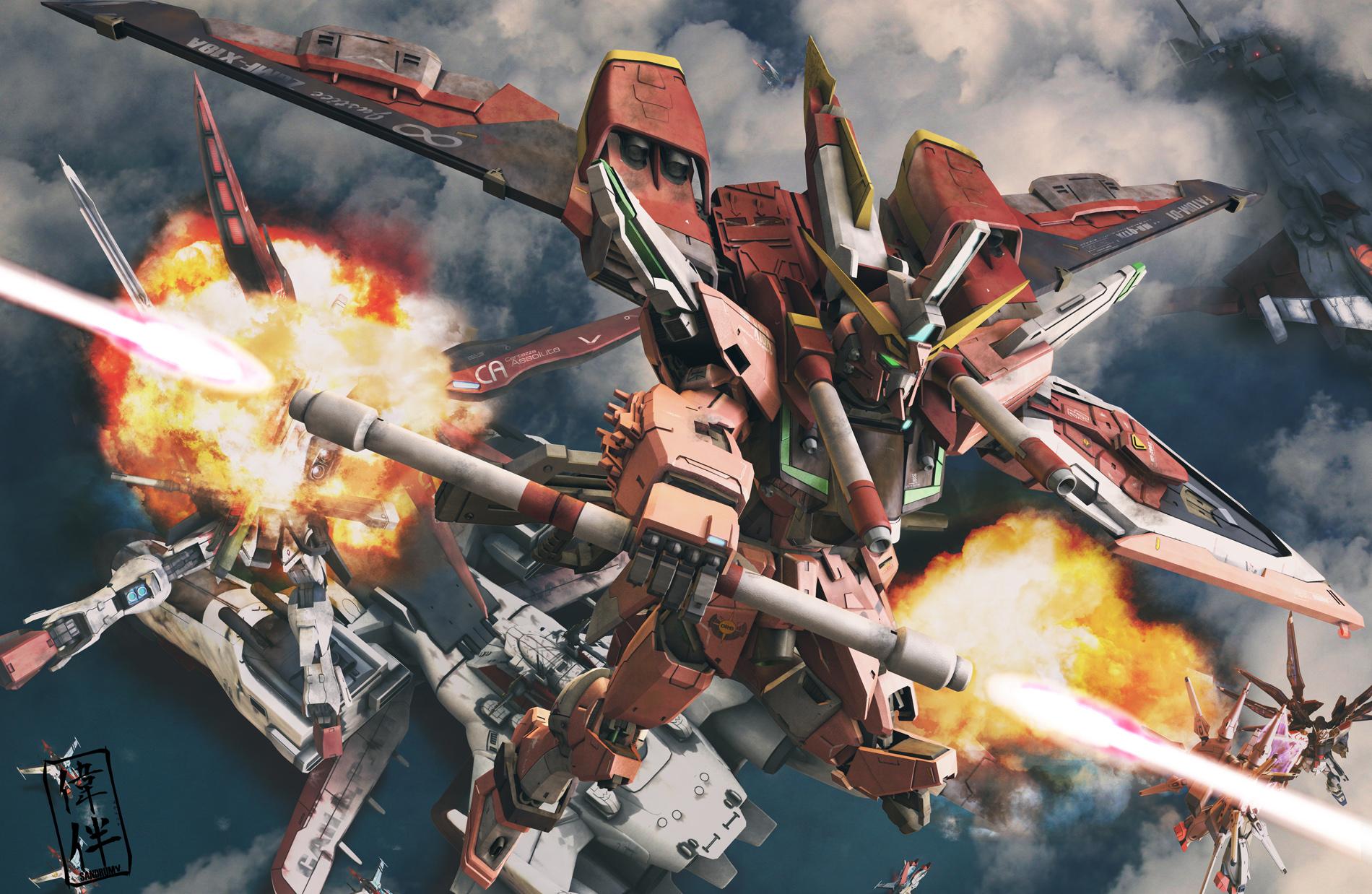 Anime Gundam Wallpaper 1900x1238 Anime Gundam 1900x1238