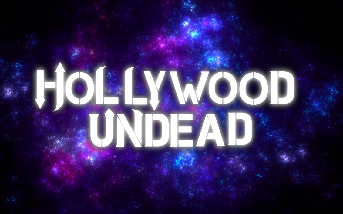Hollywood Undead Fractal Background by darkdissolution 1131x707