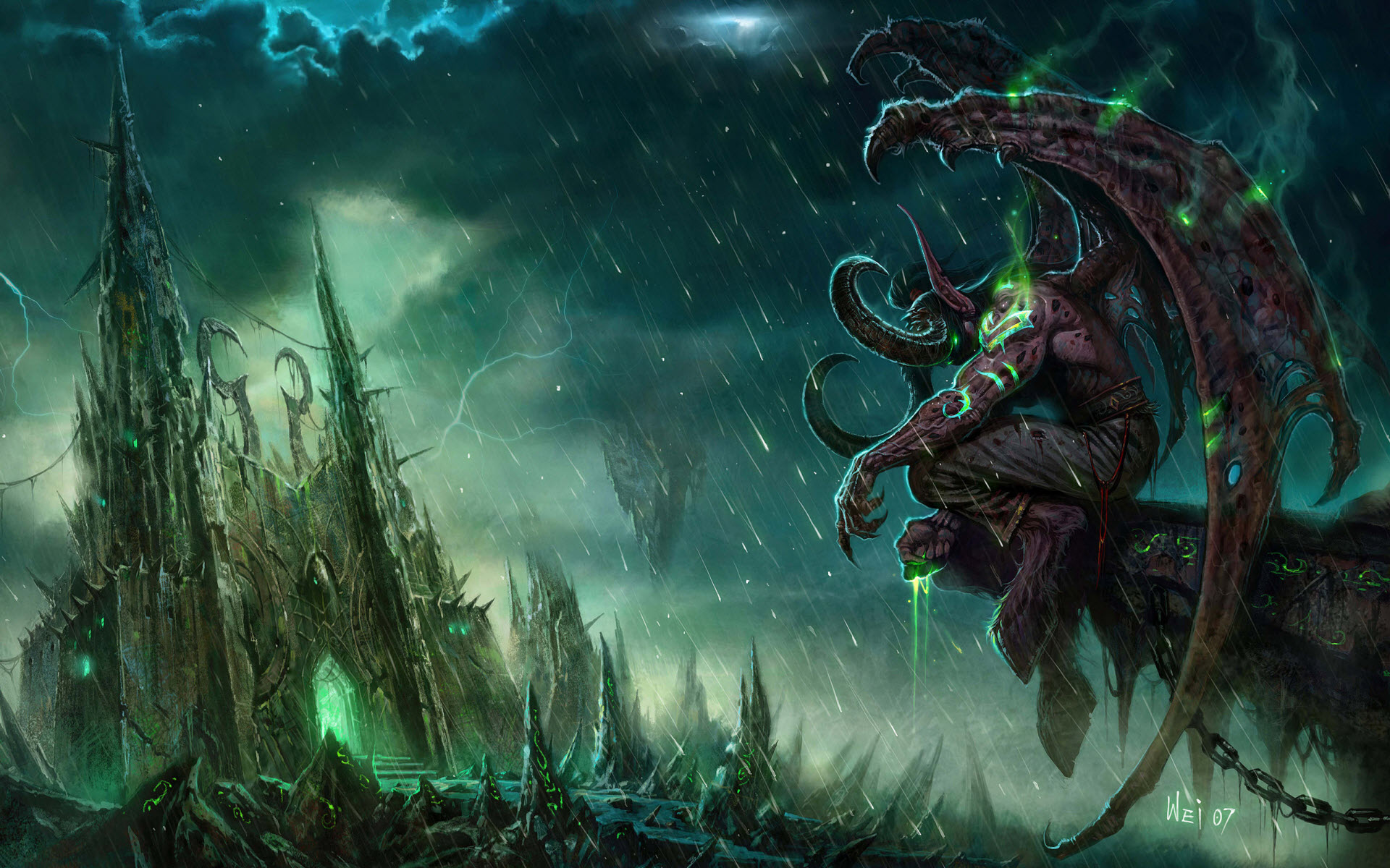World of Warcraft PC Game Wallpapers HD Wallpapers 1920x1200