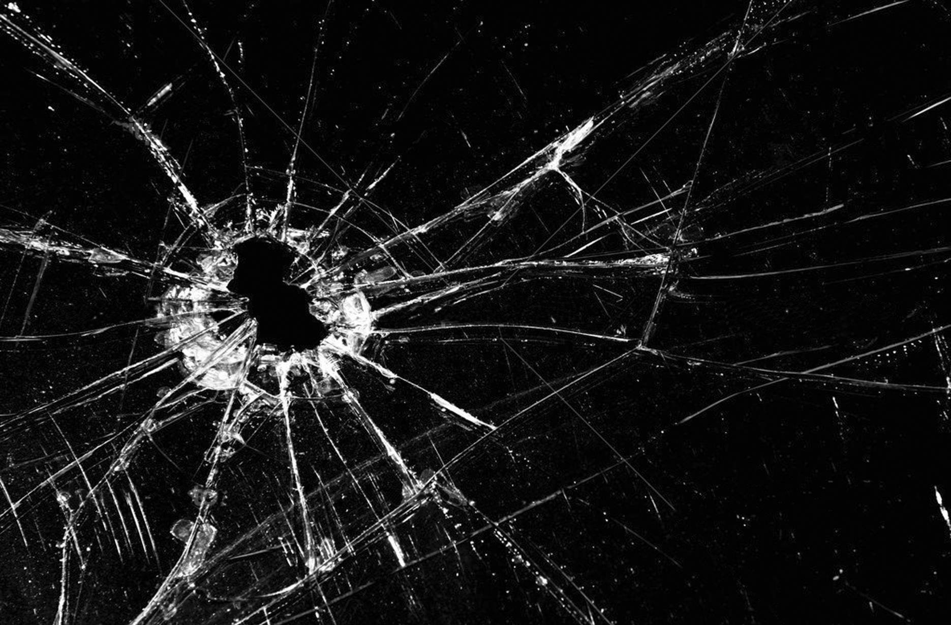 crack abstract window bokeh pattern psychedelic wallpaper background 1871x1229