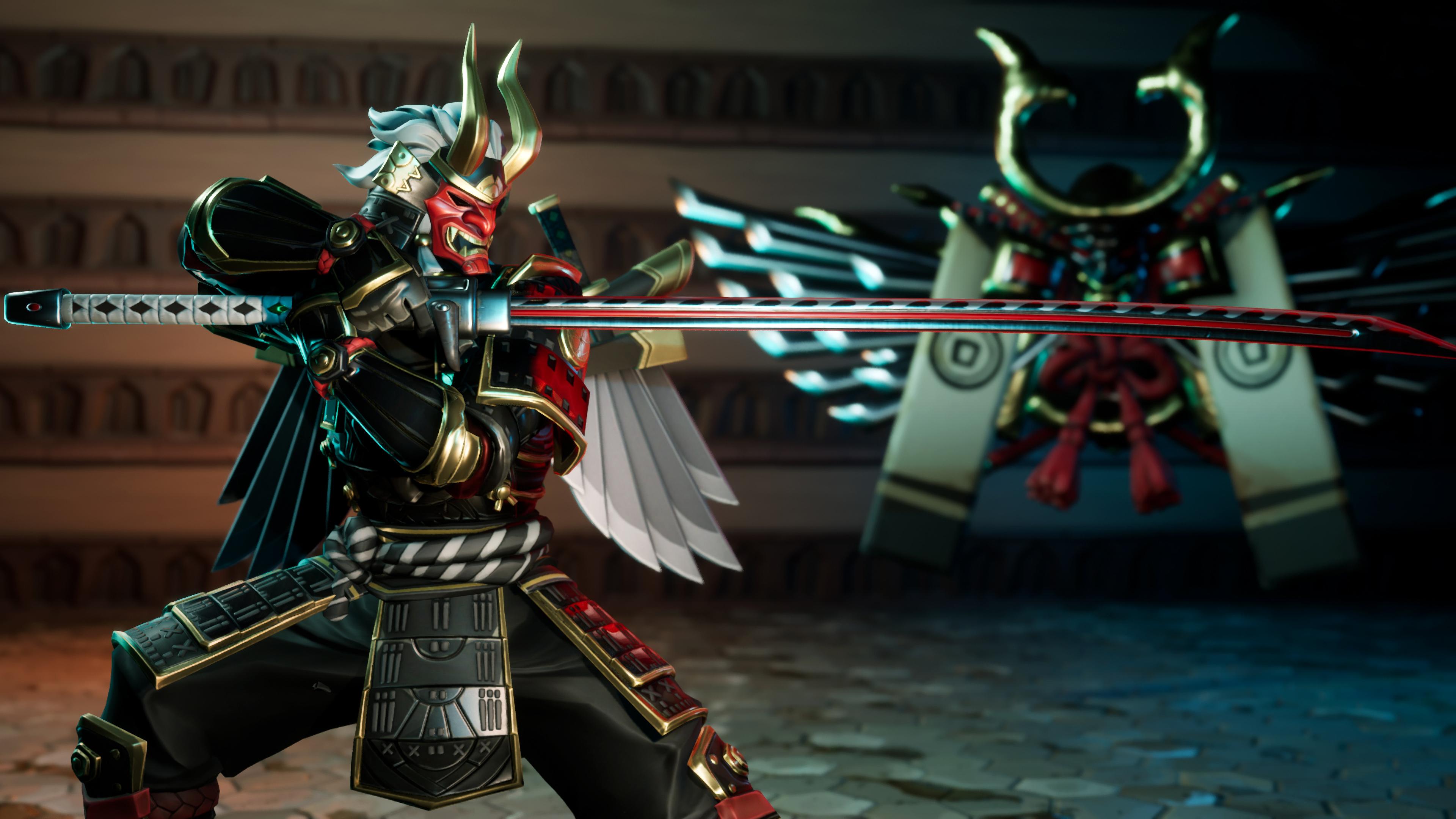 Shogun 4K 8K HD Fortnite Battle Royale Wallpaper 3840x2160