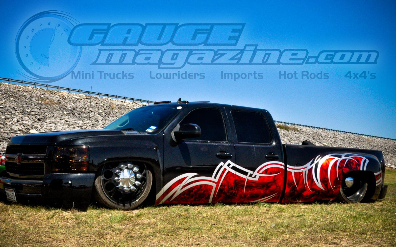 Dropped Truck Wallpaper - WallpaperSafari