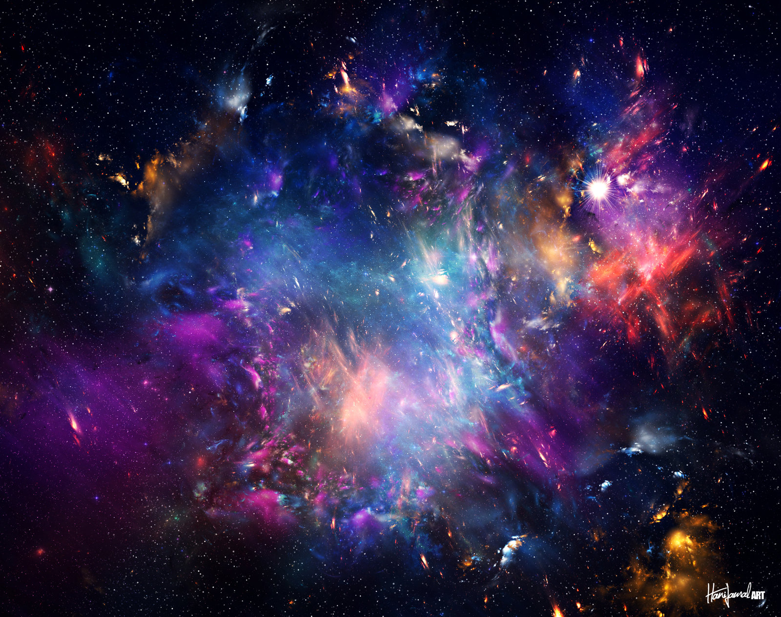 8k space wallpaper wallpapersafari for Sfondi spazio hd