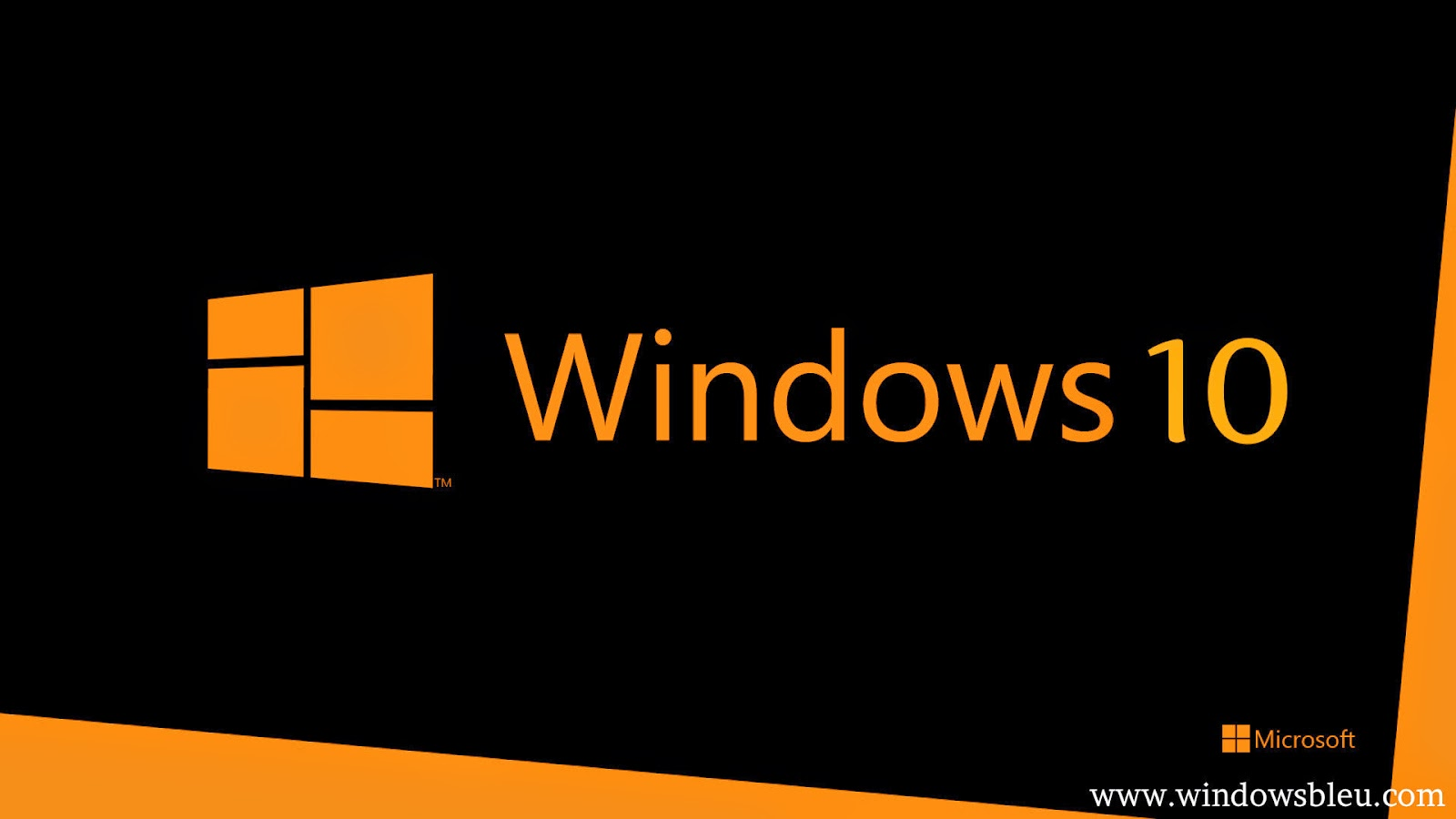 Windows 10 Logo Wallpaper and Theme Pack All for Windows 10 1600x900