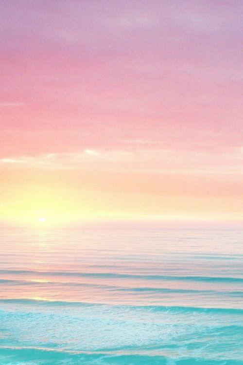 Free Download Pastel Ocean Sunset Wallpaper Phone Backgrounds Wallpapers 500x750 For Your Desktop Mobile Tablet Explore 49 Ocean Phone Wallpaper Beautiful Ocean Wallpaper Free Ocean Waves Wallpaper Moving Waves Live Wallpaper