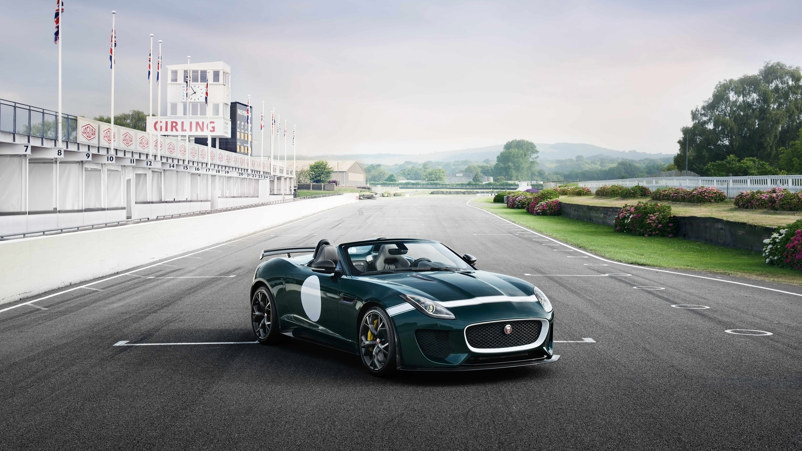 2015 Jaguar F Type Project 7 2 Wallpaper HD Car Wallpapers 2560x1440