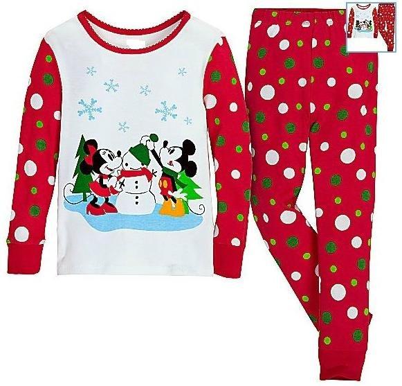 Christmas Baby Minion Pajamas Baby Long Sleeves Sleepwear Children 581x557