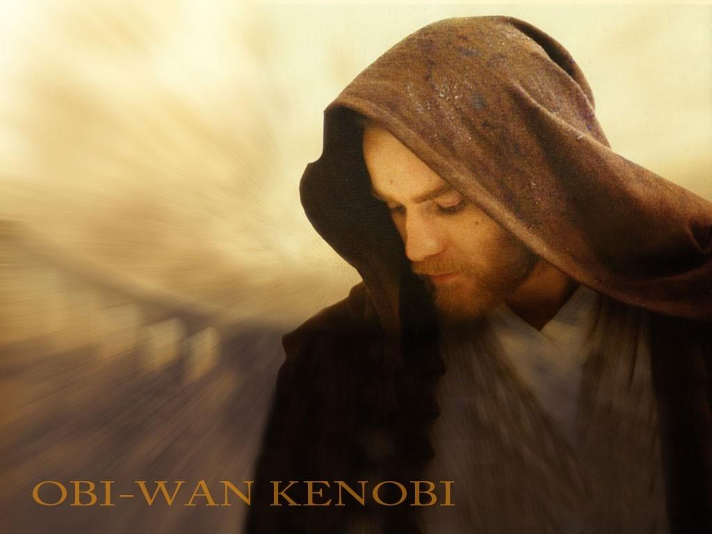 Obi Wan Kenobi Wallpaper   Obi Wan Kenobi Wallpaper 10078964 1024x768