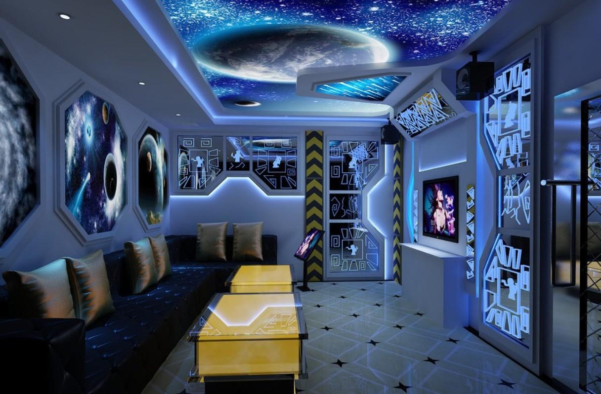 KTV room decoration space theme 1216x798