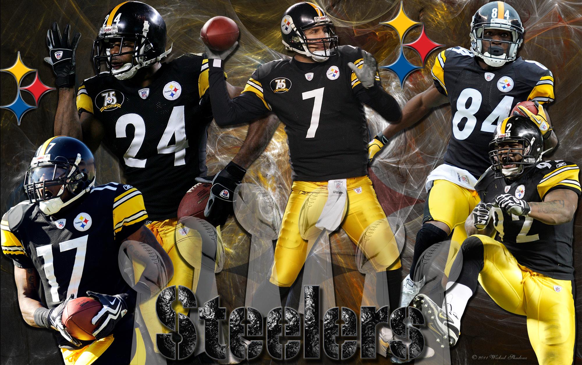 [49+] Pittsburgh Steelers Antonio Brown Wallpaper on ...