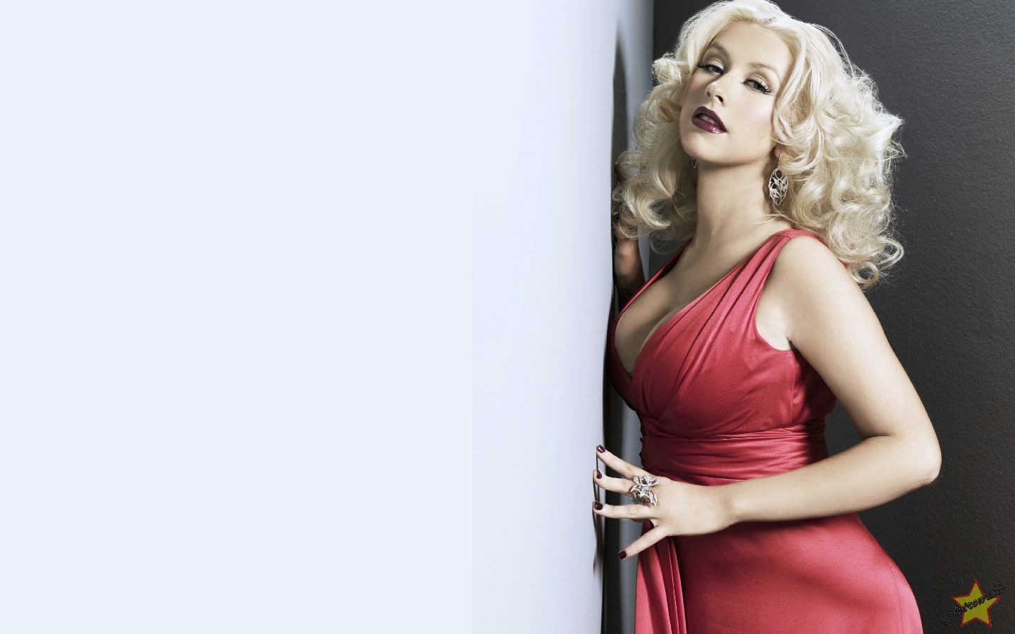 Christina Aguilera Wallpaper 1440x900 ID3482 1440x900