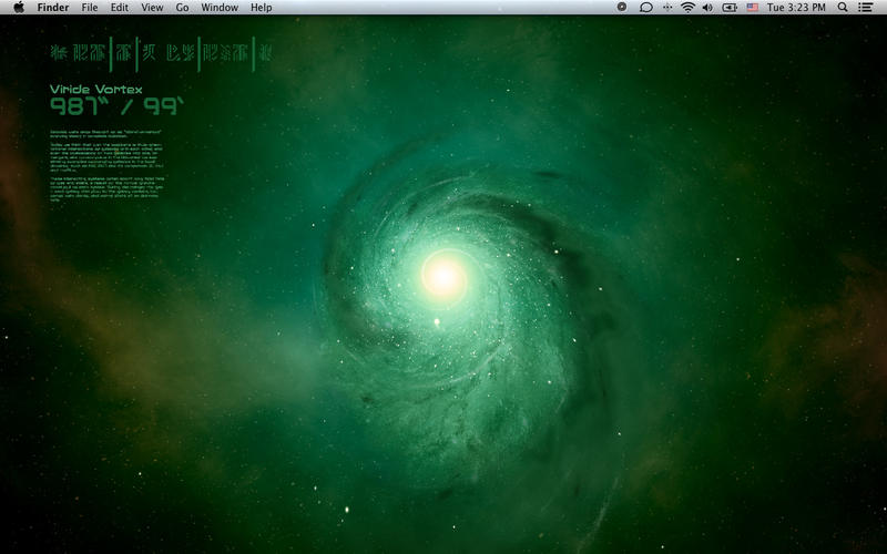 3D Galaxy Galaxies Stars and Nebulas in outer space on the Mac App 800x500