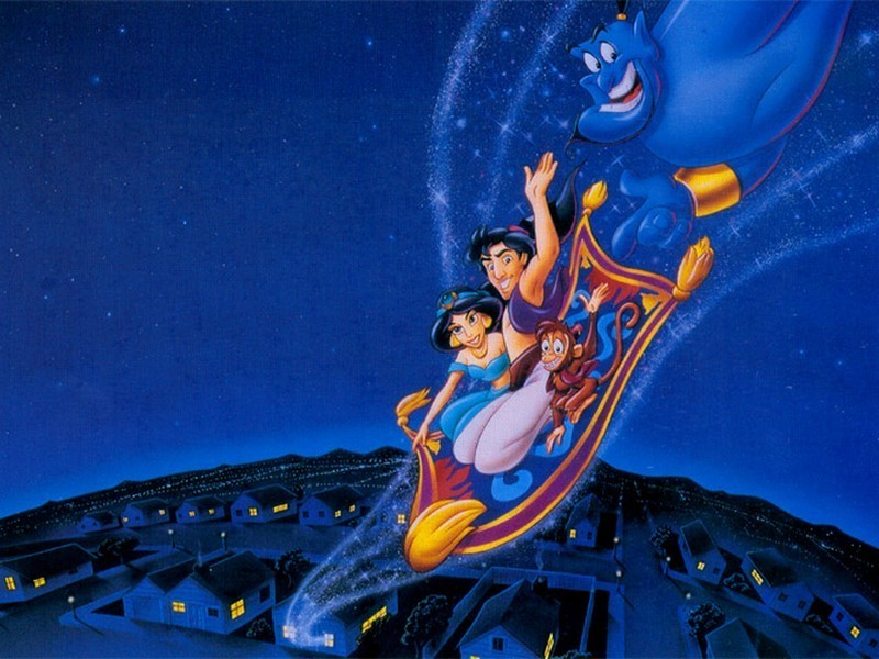 Aladdin Wallpaper - WallpaperSafari