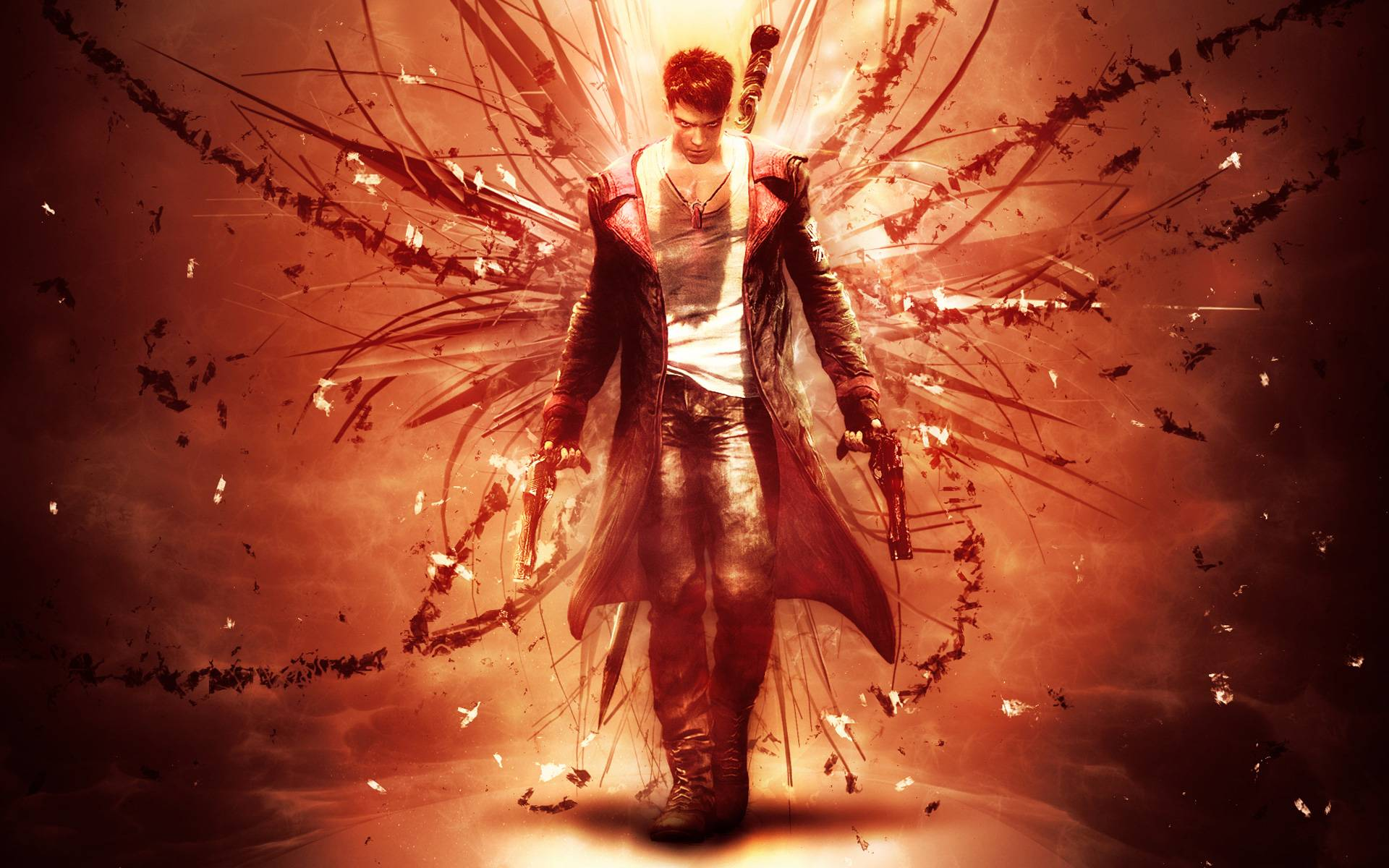 DmC Devil May Cry Wallpapers In HD 171 GamingBoltcom Video 1920x1200