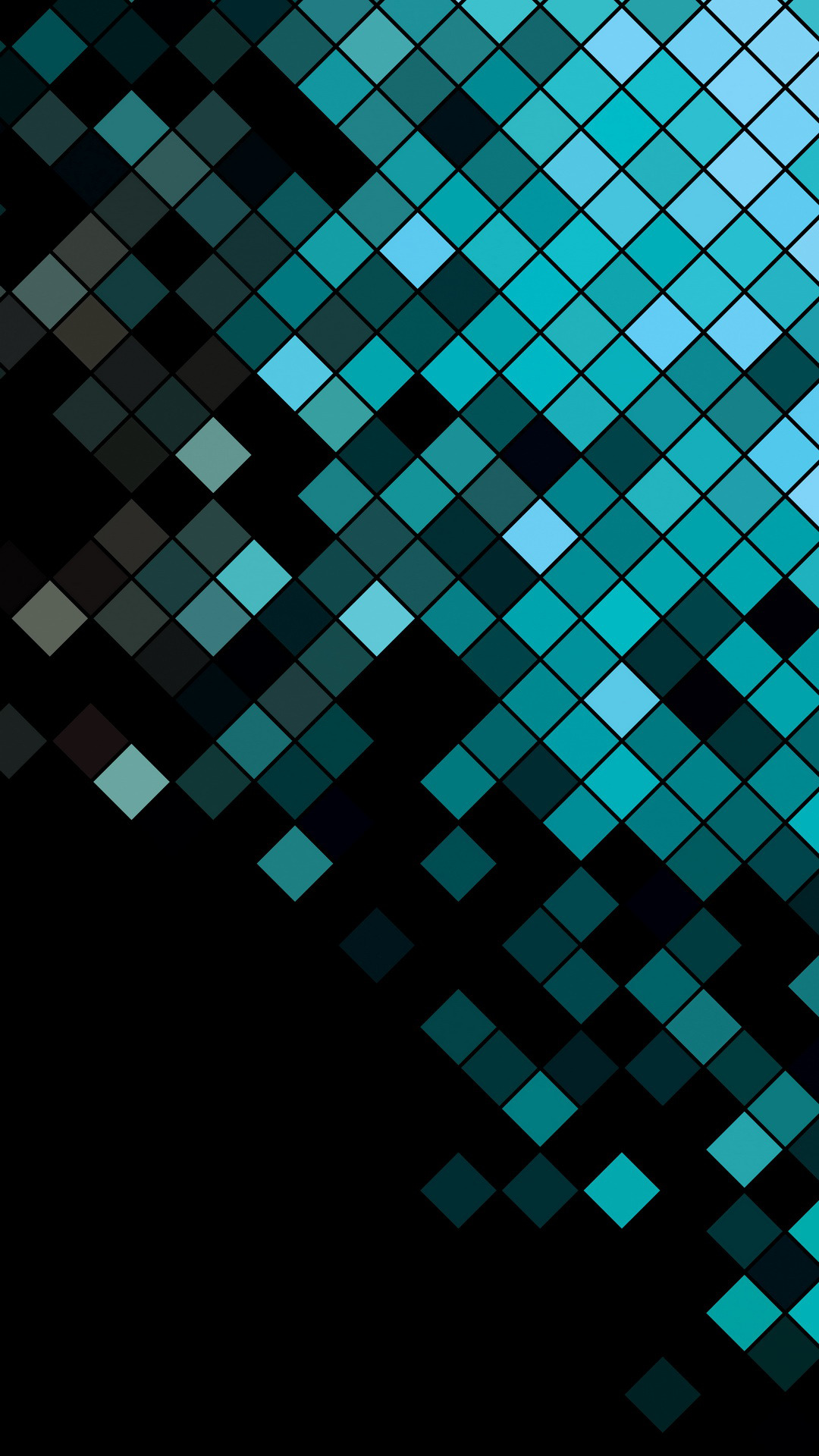 Free Download Mosaic Iphone 6 Plus High Resolution