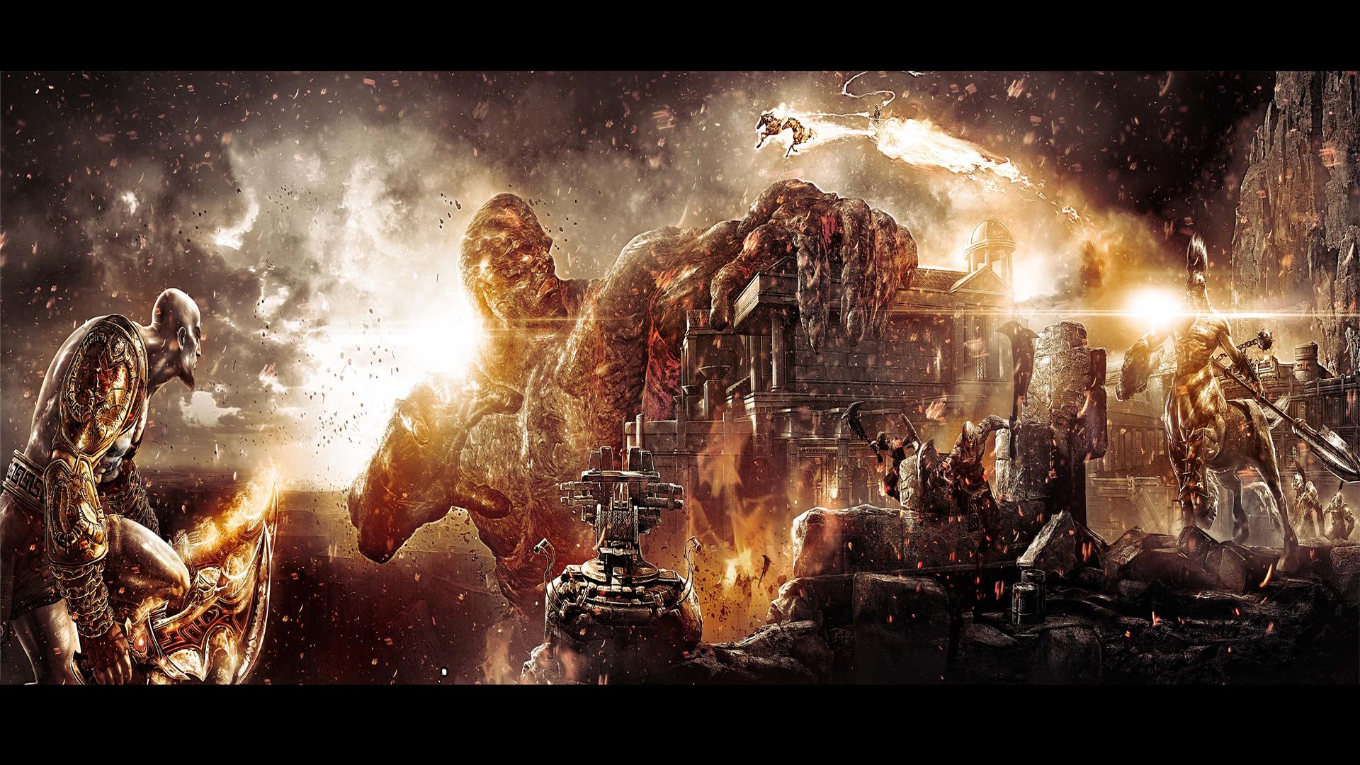 god of war wallpaper 1080p wallpapersafari