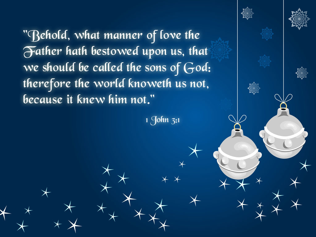 Christian Christmas Wallpapers With Bible Verses God Wallpaper 1024x768