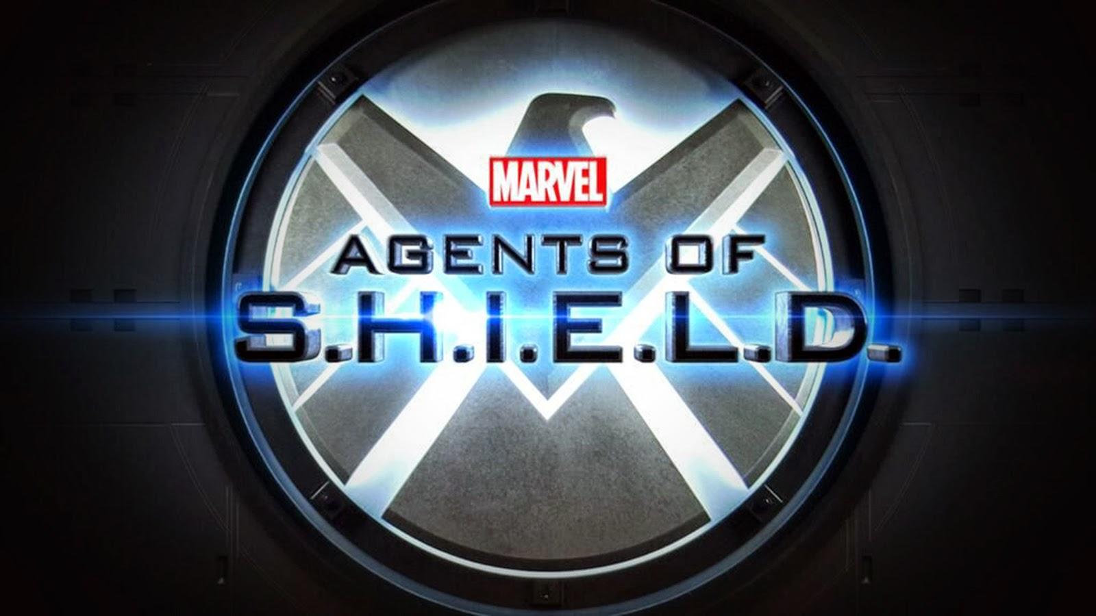 Marvel Agents of Shield Logo Wallpaper HiresMOVIEWALLcom 1600x900
