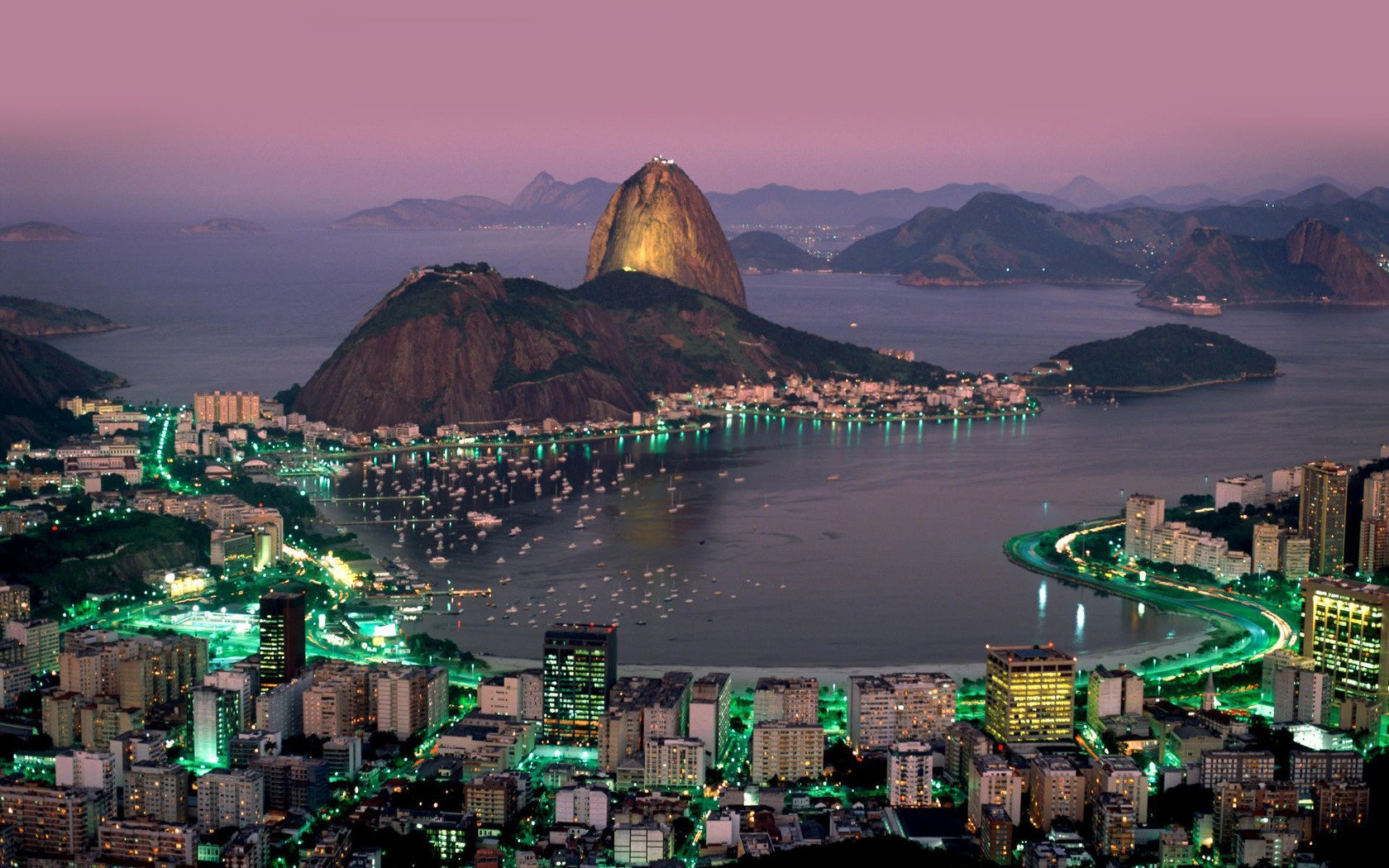 Rio de Janeiro wallpaper 14330 1680x1050