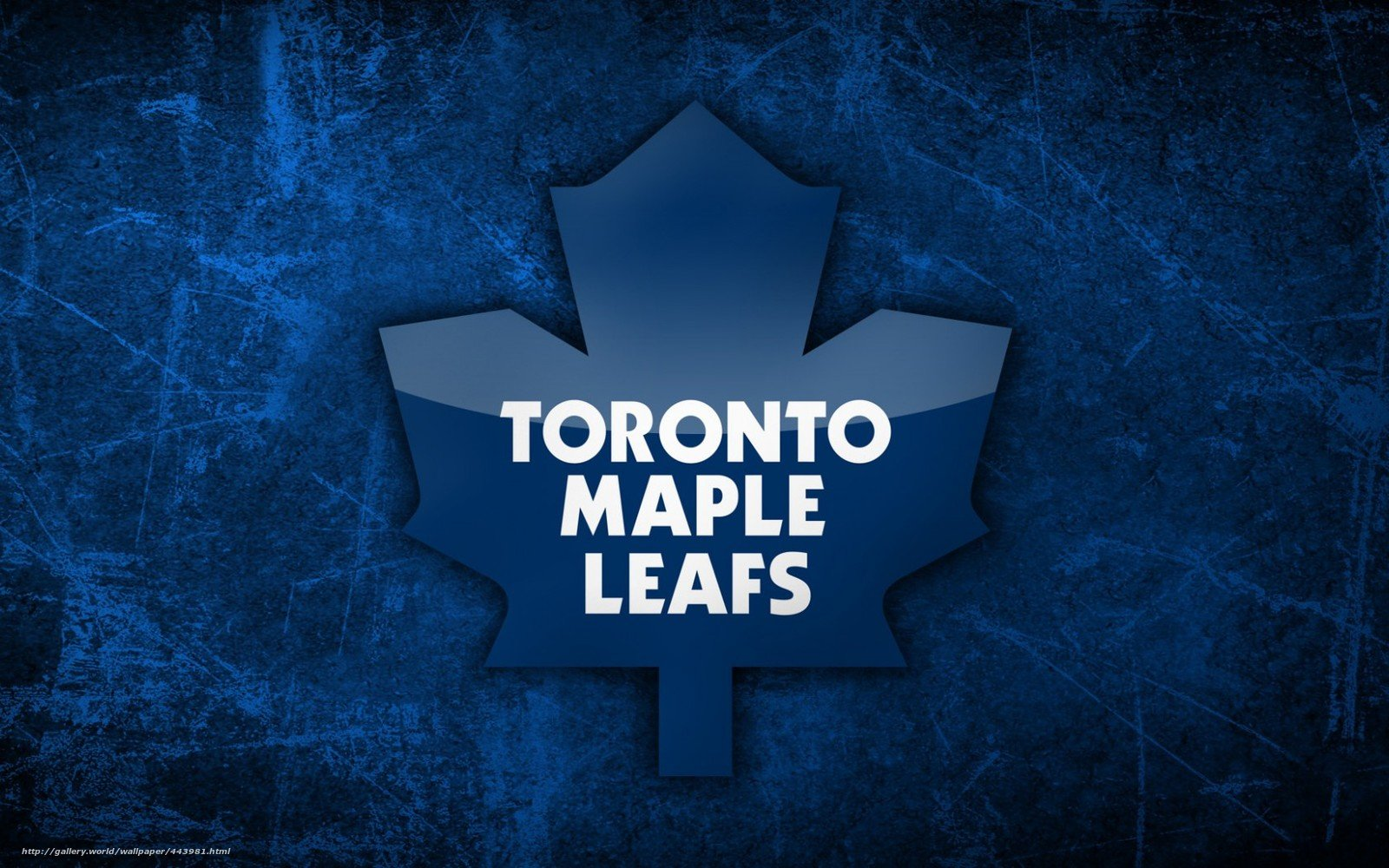 Download wallpaper NHL Toronto desktop wallpaper in the 1600x1000