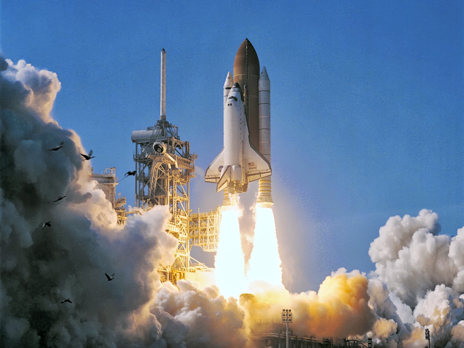 Space Shuttle Wallpaper | Space Wallpaper