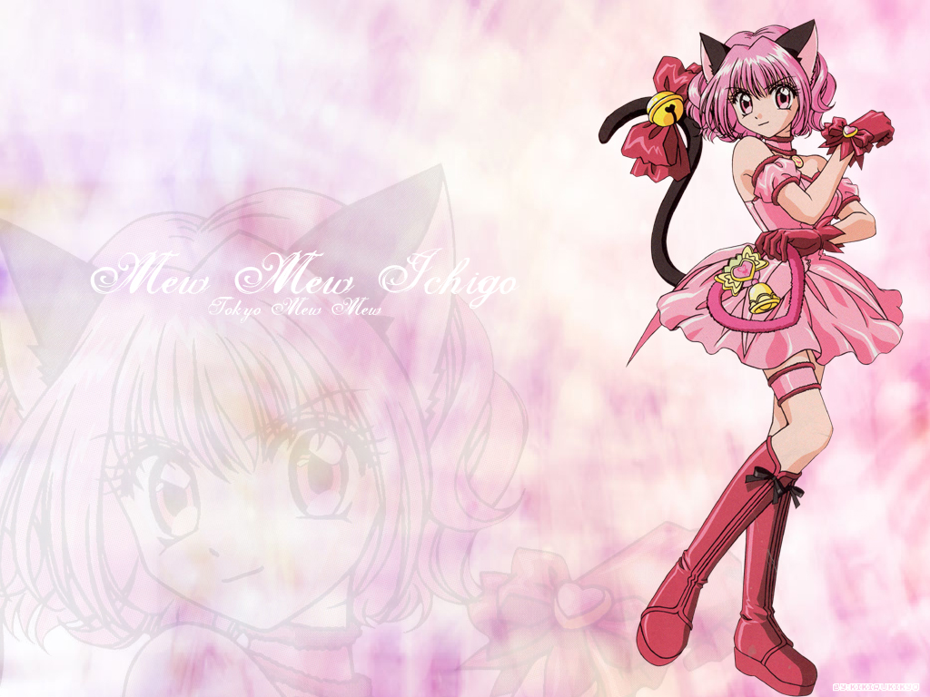Cute Cat Girl wallpaper Cute Cat Girl picture 1024x768