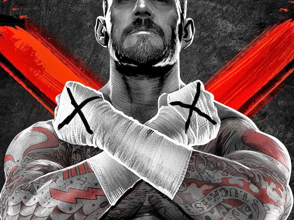 Free download CM Punk HD Wallpapers HD
