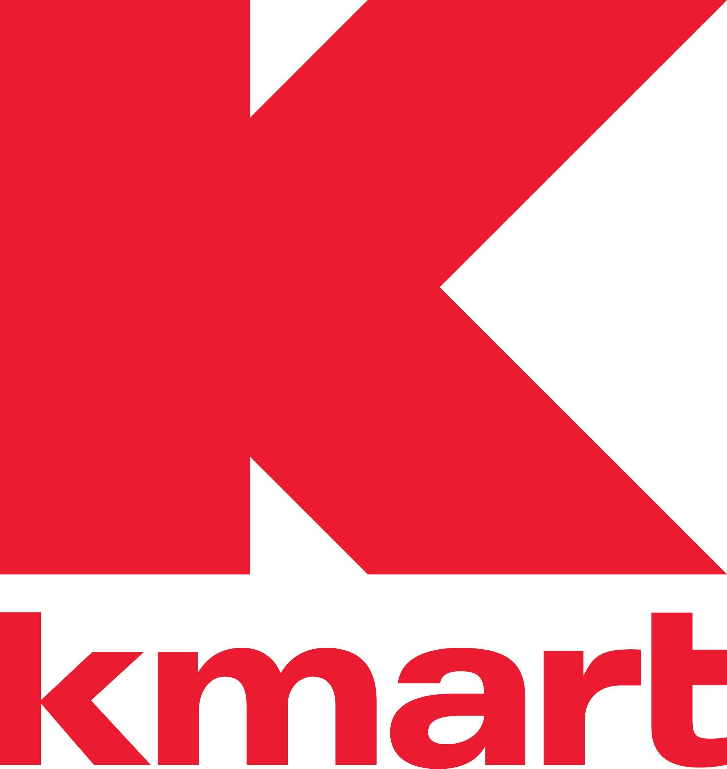 Description About Kmart Logo 2380x2519