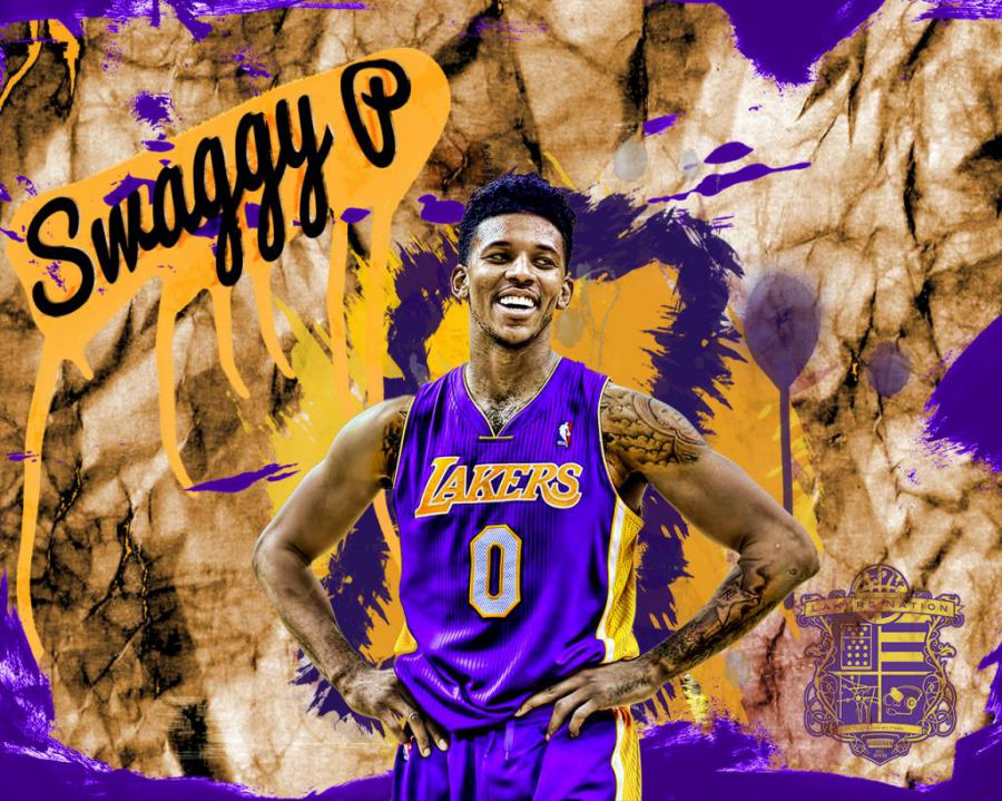 Image Gallery nick young wallpaper 900x719