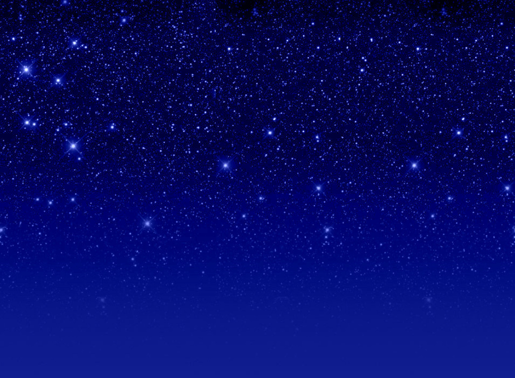 Shooting Star Background for Pinterest 1045x768